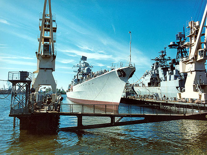 """Северную верфь"""" переориентируют на гражданское судостроение за 741 млн рублей - Морской Бизнес Северо-Запада"""
