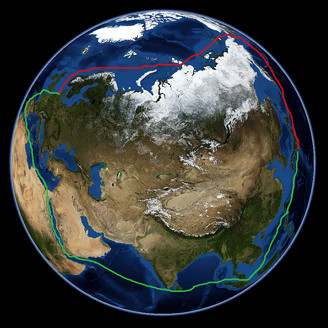 Nordostpassage_NASA_Worldwind-globe_x660