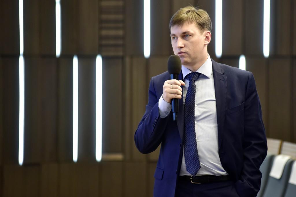 Девятьяров Сергей Газпромнефть