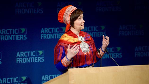 aili_keskitalo_samisk_politiker_praesident_for_det_samiske_parlament_i_norge_foto_pernille_ingebrigtsen_arctic_frontiers_2016