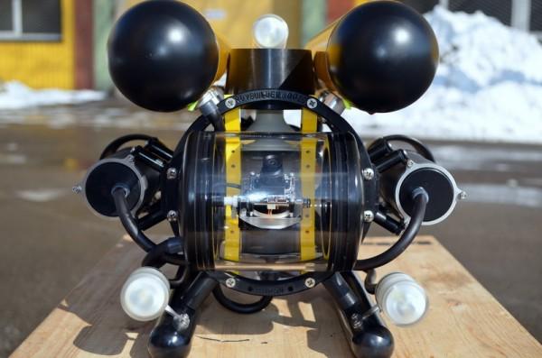 Подводные самодельные подводные роботы