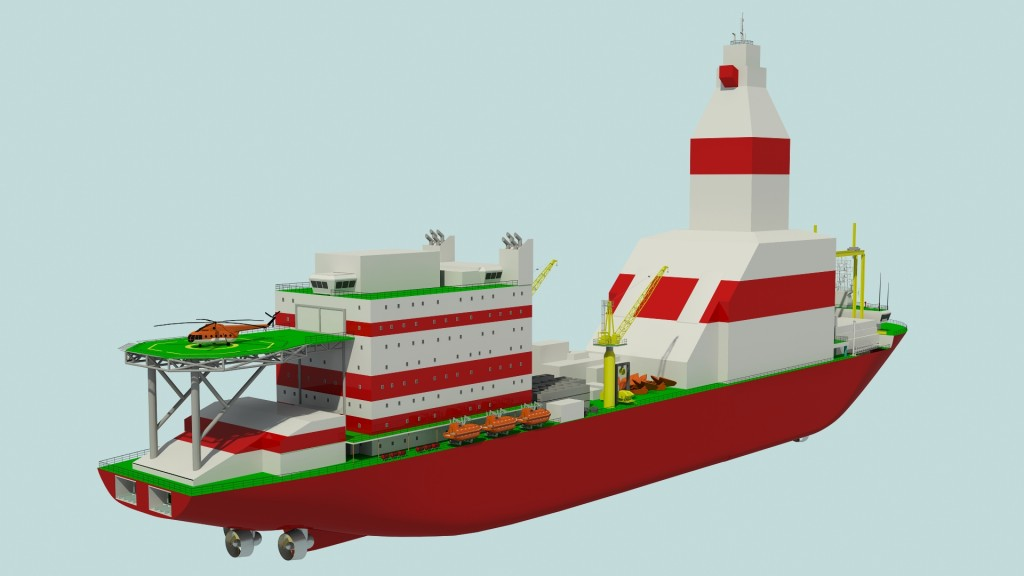 Буровое судно_1