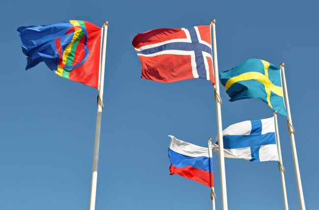 Flags_Barents