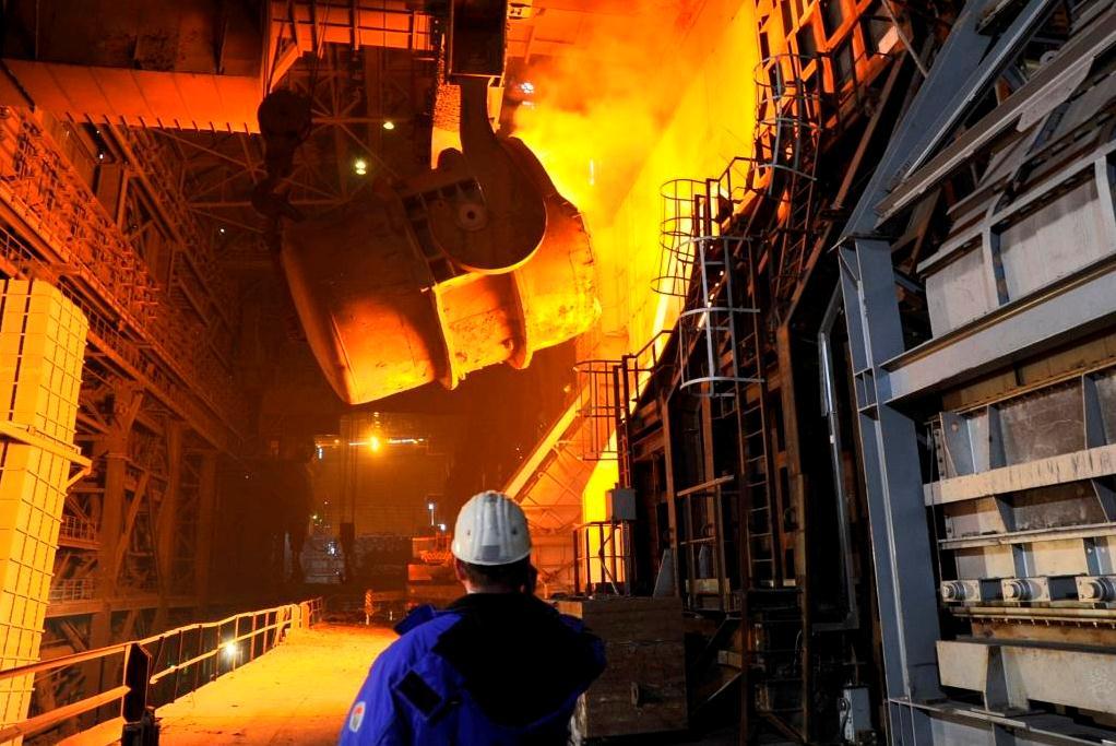 конвертерная-сталь