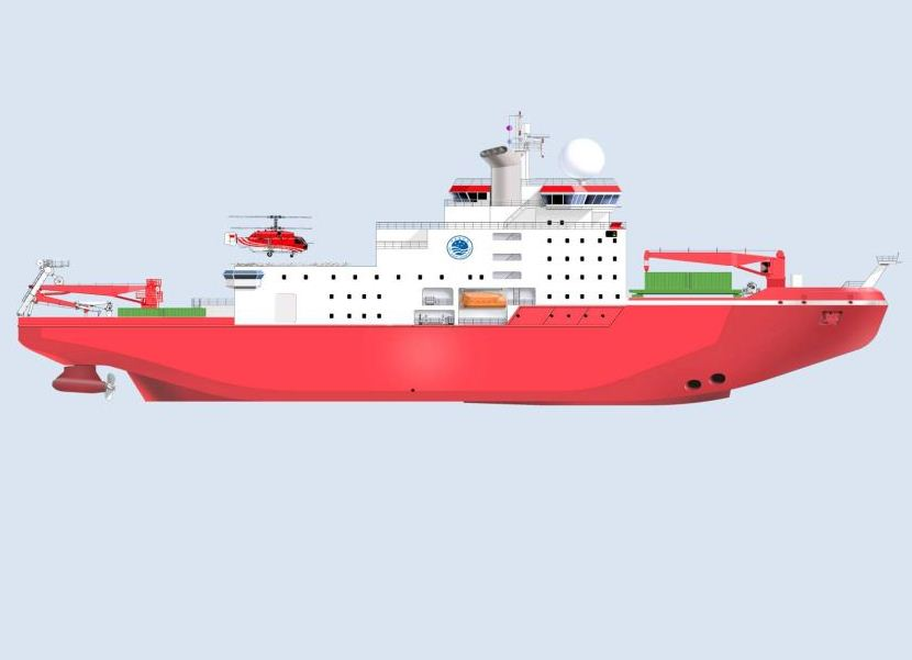aker-arctic-to-design-chinese-polar-research-icebreaker