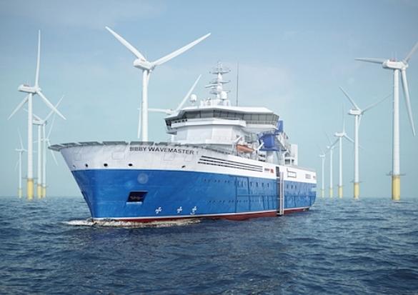 Bibby-Marine-Boosts-Its-Offshore-Wind-Fleet-with-First-Damen-SOV1