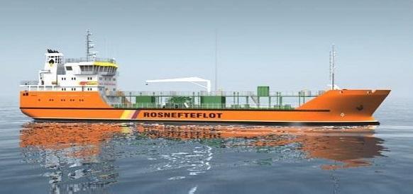 Tatanker rosnefteflot 582