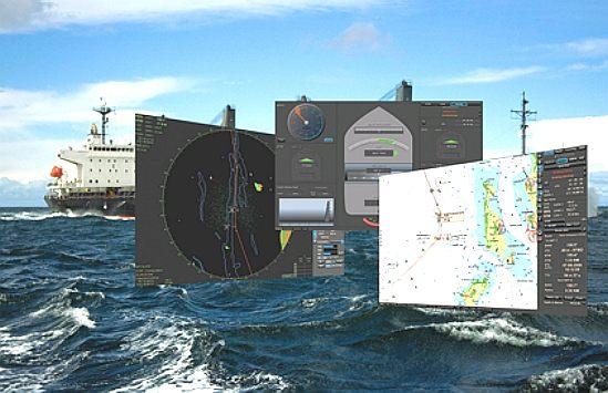 TRANSAS-Navi-Sailor-4000-ECDIS-mulit-function-display-navigation-system