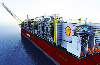 Shell_Technip_Prelude_Floating_LNG_Project