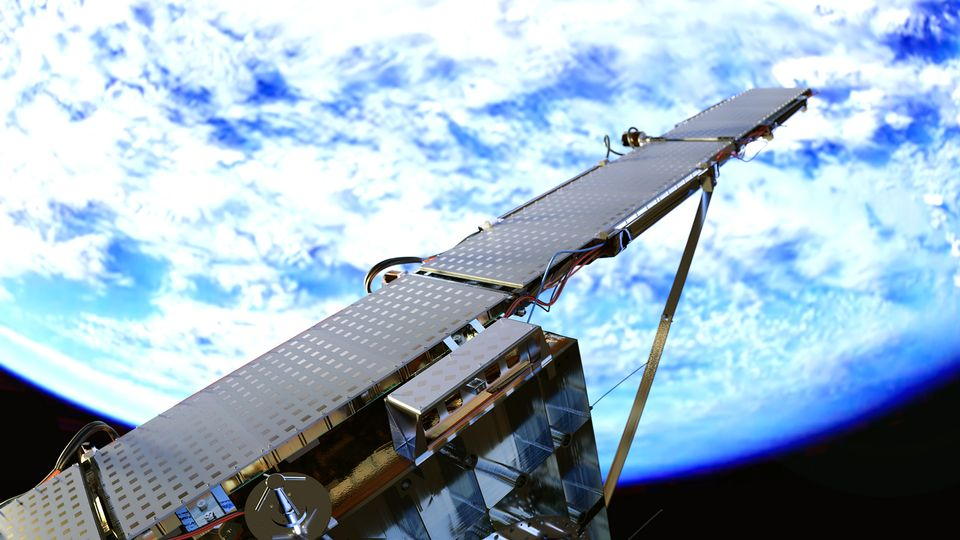 Iceye satelliitti suomalaissatelliitti