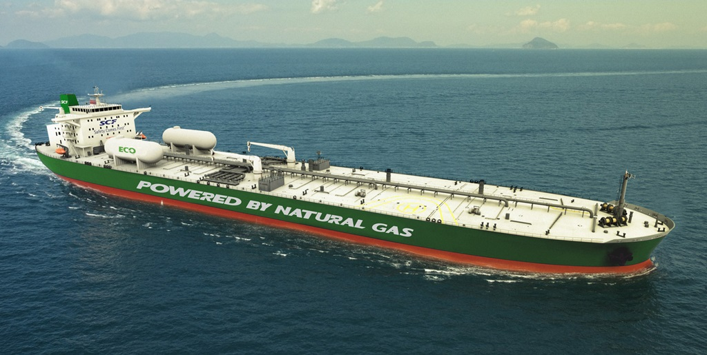 SCF-LNG-fuelled-Aframax