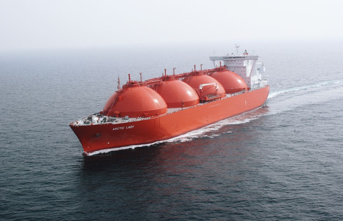 Norway-Ships-LNG-Cargo-to-U.S.