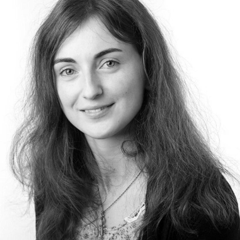 Hilda Kosorus BW