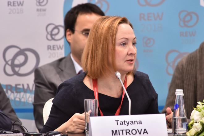 Татьяна Митрова|Tatyana Mitrova